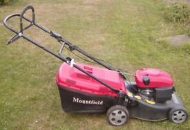 Mountfield Self Propelled Petrol Lawnmower