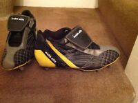Rugby boots size 10
