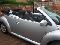 Volkswagen Beetle for sale/swap for a four door car