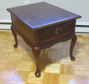Coffee table and End Tables(2)