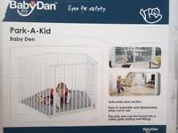 Baby Dan, Park - A - Kid, Baby Play Den