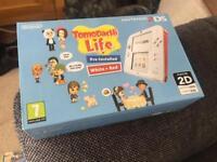 Nintendo 2ds Tomodachi life version , New