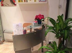 3 Room Beauty Salon to Rent