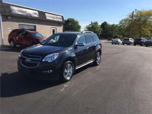 2015 Chevrolet Equinox LT LEATHER SUNROOF V6 ONLY 32KM
