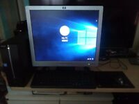 Acer Aspire X Desktop Mini Tower Computer