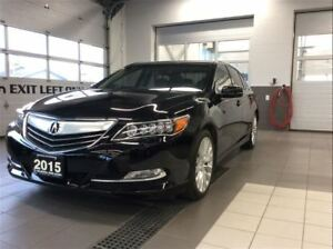 2015 Acura RLX Tech - Navigation - Luxurious!