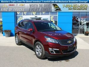 2015 Chevrolet Traverse 1LT | Bluetooth | Remote Start  - Blueto