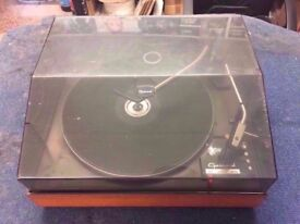 VINTAGE GARRARD 3000 TURNTABLE