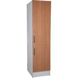 Athina 500mm Tall Fitted Kitchen Unit - Oak Wood Effect