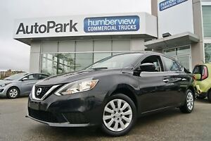 2016 Nissan Sentra 1.8 S LOW KM CRUISE CONTROL BLUETOOTH