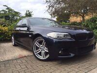 BMW 5 SERIES 2012 F10 MSPORT