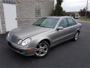 2006 MERCEDES-BENZ E350 4MATIC FULLY LOADED