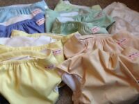 Wonderoo Hip Hip Baby pocket nappies