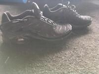 Size 4 Nike air Tn trainers