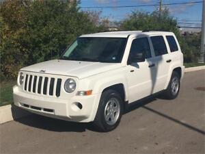 2010 Jeep Patriot North 4WD **ACCIDENT FREE** SPECIAL!!