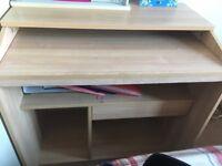 Home desk workstation
