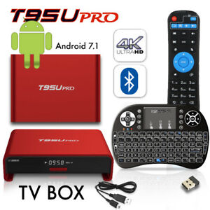 ANDROID SMART TV BOX T95U STREAMING PLAYER 3GB/32GB