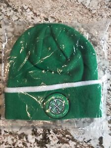 Celtic f.c. Embroidered Tuque
