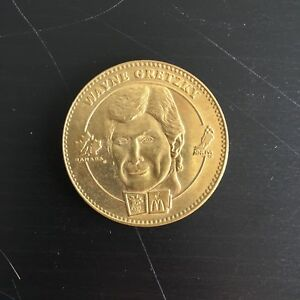 McDonald's Olympic Hockey Coins Including Gretzky