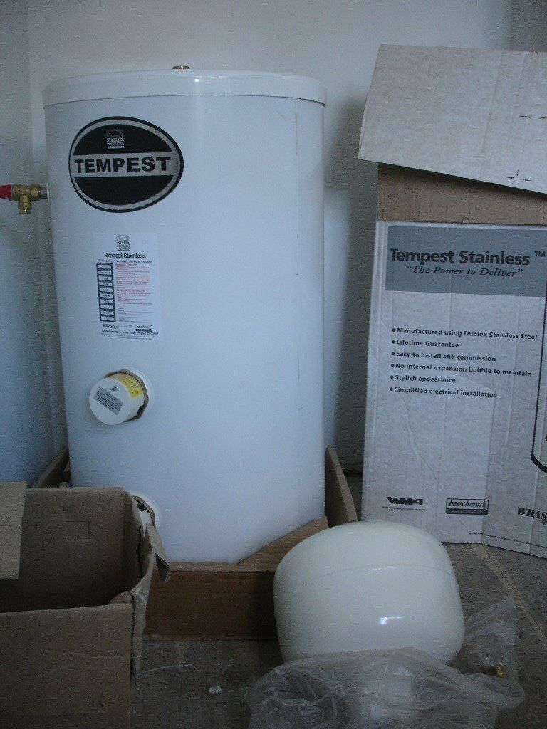 direct unvented water cylinder | in High Wycombe, Buckinghamshire ...