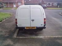 Escort 55 van spares or repair