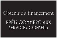 OBTENIR DU FINANCEMENT COMMERCIAL