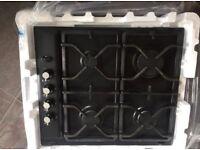 Ikea Datid anthracite gas hob