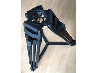 Secced Professional Carbon Fibre Tripod Heavy Duty like sachtler and manfrotto Video DSLR
