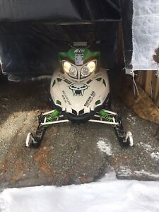 06 arctic cat crossfire 700