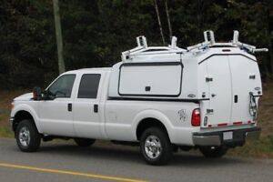 Mory Master 60 Truck Fiberglass Truck Body - Now Available!