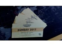 Goodwood Revival 2017 Admission Tickets (Sunday)