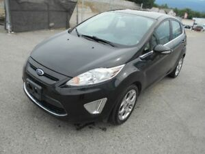 2011 Ford Fiesta SES  Auto Gas Saver Hatchback Hot Buy
