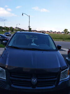 2010 Dodge Grand Caravan Minivan, Accident Free