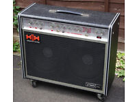 HH VS Musician combo amplifier 212 vintage 100w 70s Amp - great example of classic amp