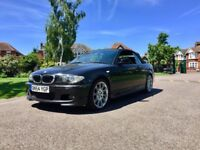 2004 BMW 318CI SPORT CONVERTIBLE | Low Miles | Hpi Cleared | New 1 Year MOT | BMW 3 Series 318