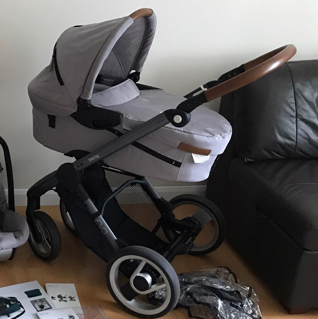 mutsy evo urban nomad pram pushchair car seat in perth perth and kinross gumtree. Black Bedroom Furniture Sets. Home Design Ideas