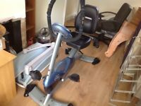 Carl Lewis EMR 777 exercise bike