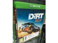 Xbox One Game- Dirt Rally