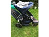 Phil & ted's double buggy