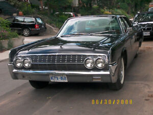 1962 Lincoln Continental sedan for sale- Mint!