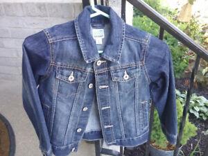 Old Navy Jean jacket kids  small