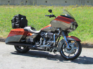 CVO Roadglide with Factory Warranty and Financing OAC