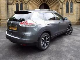 2017 Nissan X-Trail 1.6 dCi N-Vision 5 door Diesel Estate