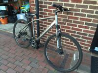 Bike - Carrera Crossfire 2 - Serviced!!