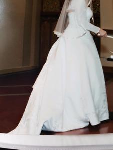 Wedding Gown Size 14