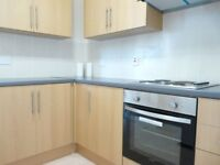 Spacious and light double bedroom in a refurbished property in Swanscombe - bills included