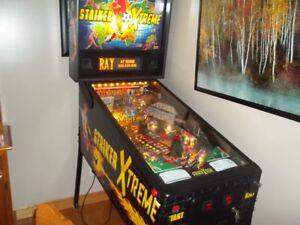 Striker Extreme Pinball Machine by Stern