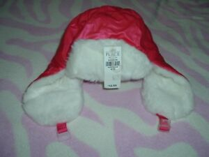 Girl's Accessories 06 --- The Children's Place warm hat (BNWT)
