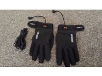 GERBING 12V Heated Glove Liners Motorcycle