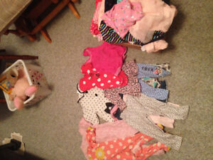 Selling 6-12 month old clothing